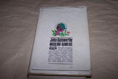 MODERNÍ KOMEDIE /John Galsworthy r.1972/jv7/
