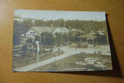 Písek-1922-výstava