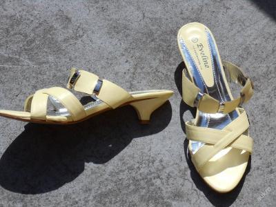 Dámské společenské  pantofle