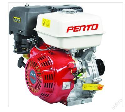 Benzínový motor OHV 16HP k čerpadlu centrále HONDA