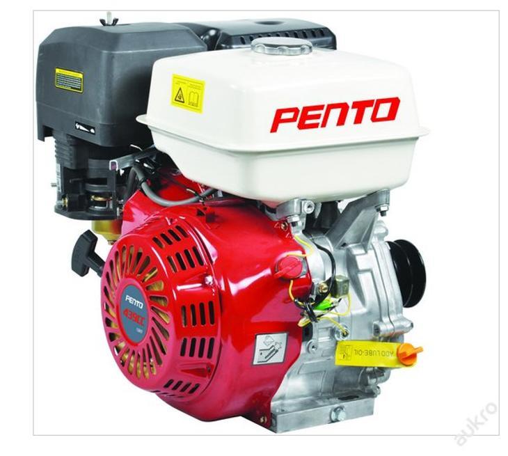 Benzínový motor OHV 16HP k čerpadlu centrále HONDA - Zahrada