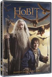 DVD - Hobit : Bitva pěti armád