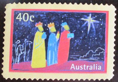 Austrálie 1998 Vánoce Mi# 1783 0534