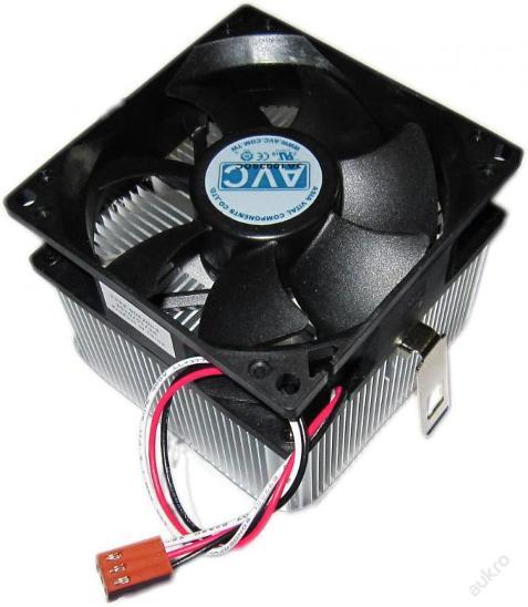 Chladič AMD AM2 AM2+ AM3 AM3+ AM4(Ryzen) FM1 FM2 - PC komponenty