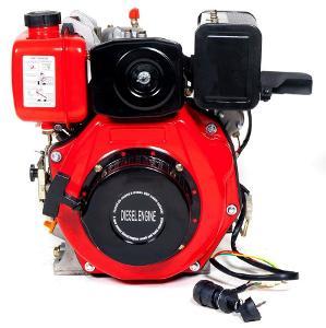 Dieslový naftový motor GERMAN 7HP DIESEL E-START