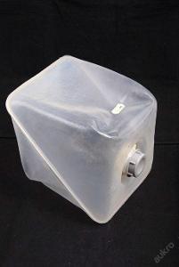Cestovní plastová nádoba na vodu - (4177)