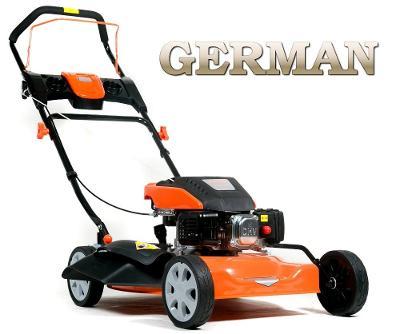 Benzínová sekačka GERMAN 4HP 50cm boční výhoz M
