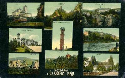 Český ráj - Semily