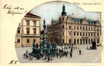 Písek 1902