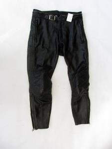 Kožené kalhoty HARRO vel. 48/S - obvod pasu: 82c