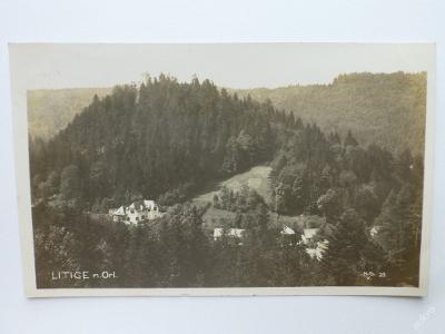hrad Litice, Ústí nad Orlicí 1926