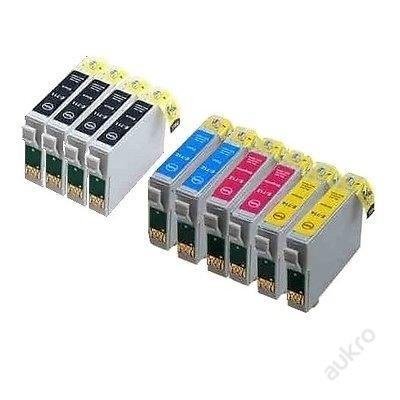 10x patrona komp.s Epson T1281-4 pro SX230 , DPH
