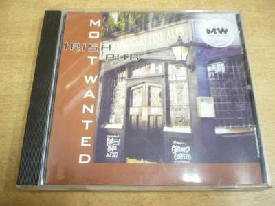 CD MOST WANTED / Irish Pub