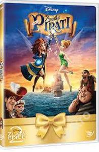 Zvonilka a piráti - DVD zlatá edice