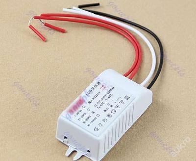 LED ss proudový zdroj pro 50-80 LED čipů