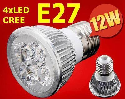 LED75 E27 12W 800lm(=70W) teplá bílá ZAŠLEME HNED