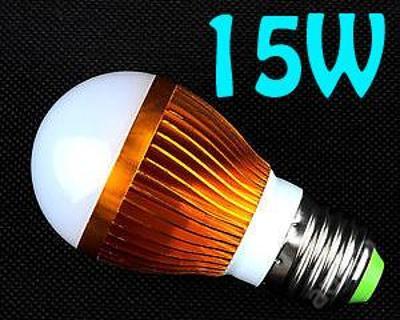 LED82 E27 15W 900lm (=70W) teplá bílá ZAŠLEME HNED
