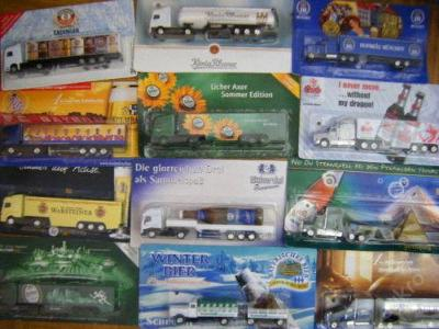 SUPER dárek pro kluky - sada autíček 15ks kamionů