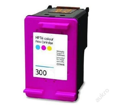 Tisková hlava HP 300color XXL pro F4200 / F4210