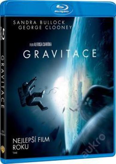 Blu Ray Gravitace - Film