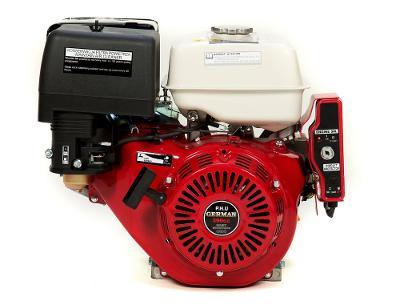 Benzínový motor 13HP GX390 k čerpadlu centrále ES+