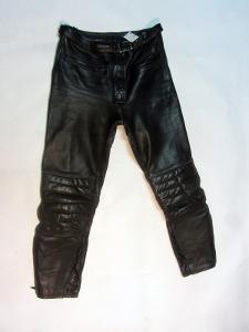 Kožené kalhoty Hein Gericke vel. 40 - pas:76 cm