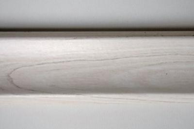Lišta, dekor bílý javor, 260 cm (14469)