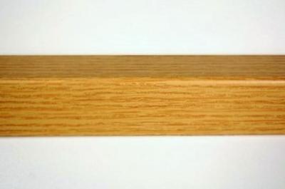 Lišta rohová 210 cm, dekor dub (14431) S