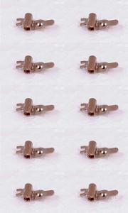 Art. č. 32673 kovová záklopka 10 kusů CARSON
