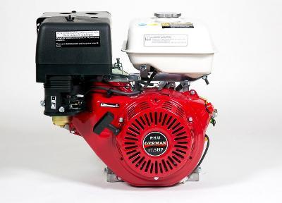 Benzínový motor OHV 17HP k čerpadlu HONDA + 12V