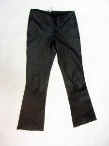 Kožené kalhoty CLOCKHOUSE vel.40 - pas: 82 cm