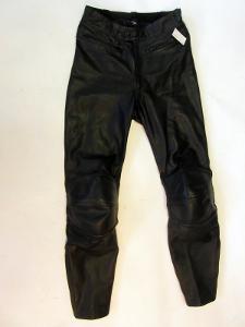Kožené kalhoty POLO vel. 48 - obvod pasu: 72 cm