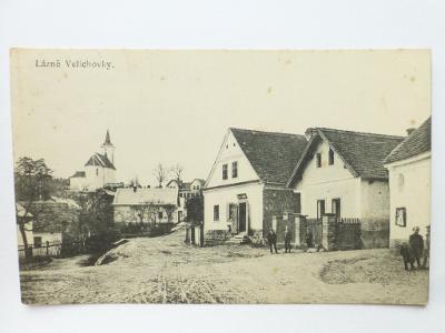 Lázně Velichovky, Jaroměř, Náchod 1922
