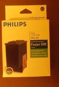 Inkoust Philips PFA411 FaxJet 500 prošlý