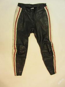 Kožené kalhoty GERICKE  vel.40- obvod pasu: 82 c