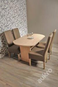 Jídelní stůl 130 cm x 80 cm (10475B)