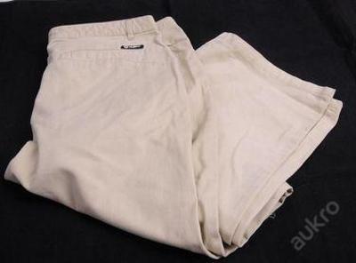 Kalhoty dámské, velikost 42, zelenkavé , Husky