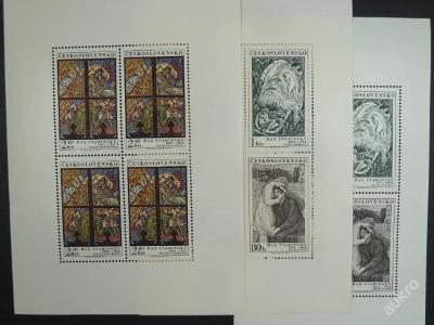 zn.č. 2048-52 PL výročí M.Švabinského z r.1973