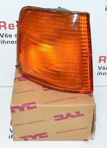 Pravý oranžový blikač - blinkr VW PASSAT B3 88-93