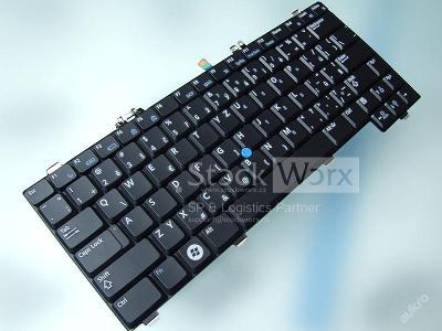 G068F DELL Latitude XT XT2 CZE klávesnice