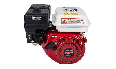 Benzínový motor 6,5HP GX160 GX200 k čerpadlu 19