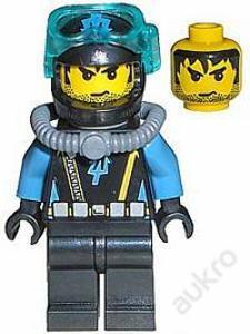 LEGO figurka Aquazone