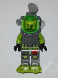 LEGO Atlantis figurka Ace Speedman 2