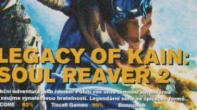 Soul Reaver 2 + Ghost Master - levně!