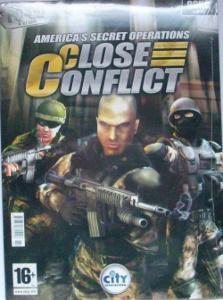 Close Conflict - velmi levná akce - výprodej!