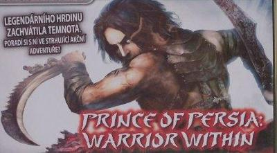 Prince of Persia: Warrior Within - chylavá akce!