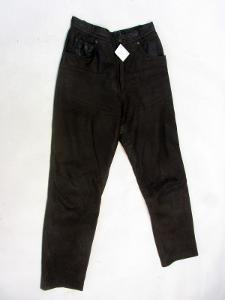 Kožené kalhoty RABERG vel. 31 - obvod pasu: 78 c