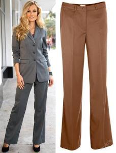 Nádherné elegantní kalhoty BONPRIX vel. 36
