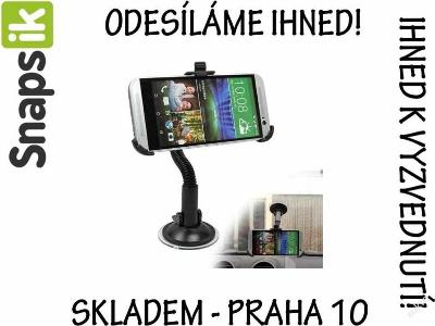 Držák do auta pro HTC ONE 2 (M8) na sklo IHNED!