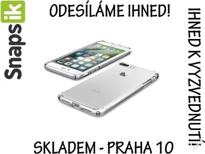 iPHONE 7 PLUS - pouzdro kryt obal gelové CRYSTAL